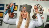 Lindsey Vonn gana el Premio Princesa de Asturias de los Deportes