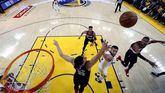 NBA Playoffs. Steph Curry y la defensa propulsan a los Warriors ante los Blazers
