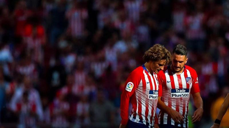 El Atlético se revuelve contra la decisión de Antoine Griezmann