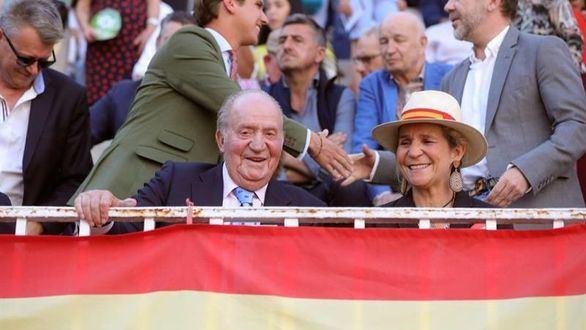 Miguel Ángel Perera resplandece en Las Ventas ante el Rey Juan Carlos