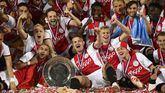 El Ajax se proclama campeón de la Eredivisie en un curso para el recuerdo