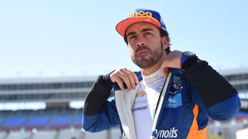 Indy500. El coche de Alonso no se reconstruye a tiempo y pierde un día de test