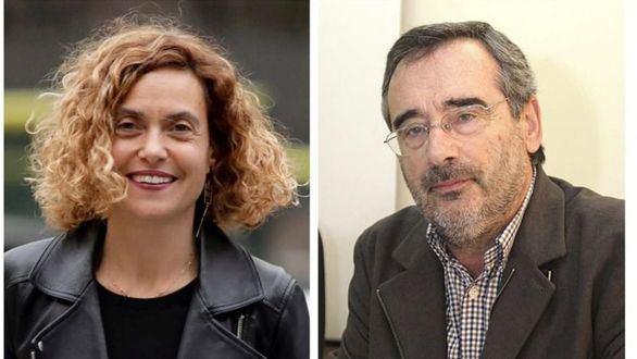 El PSOE propone a Meritxell Batet para presidir el Congreso y a Manuel Cruz para el Senado