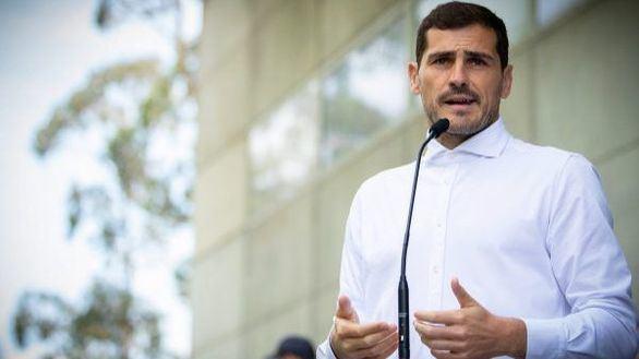 Iker Casillas anunciará en breve que se retira del fútbol tras su infarto