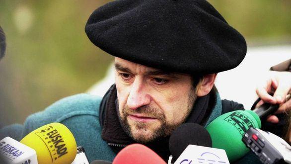 Josu Ternera ingresa en la prisión de París para cumplir la pena pendiente