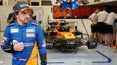 Indy500. Fernando Alonso pudo volver a subir al McLaren pero sin mejoría