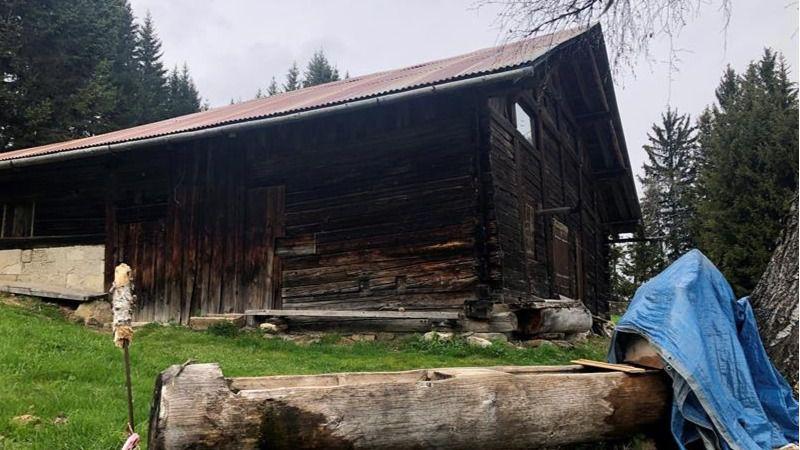 Así vivía 'Ternera': solo, en una cabaña en los Alpes y con 4.000 euros