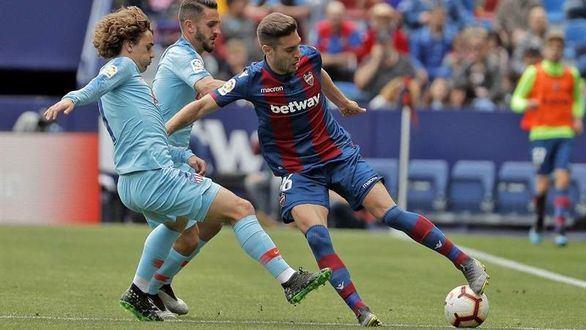 El Atlético despide su ciclo con un empate orgulloso ante el Levante | 2-2