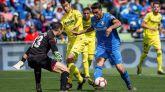 El Getafe cierra su sueño europeo con un empate ante el Villarreal | 2-2