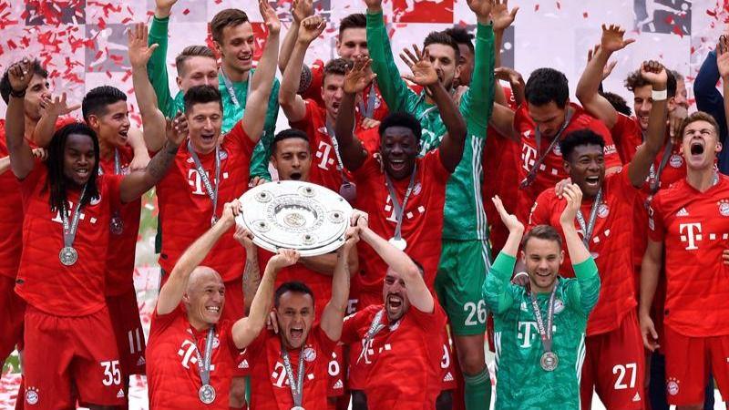 Bundesliga. El último Bayern de Robben y Ribery se proclama campeón en la jornada final