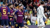 La Liga de Messi y de la depresión del Real Madrid post Ronaldo
