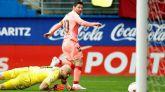 Messi decide que el Eibar y el Barcelona empaten para despedir el curso | 2-2