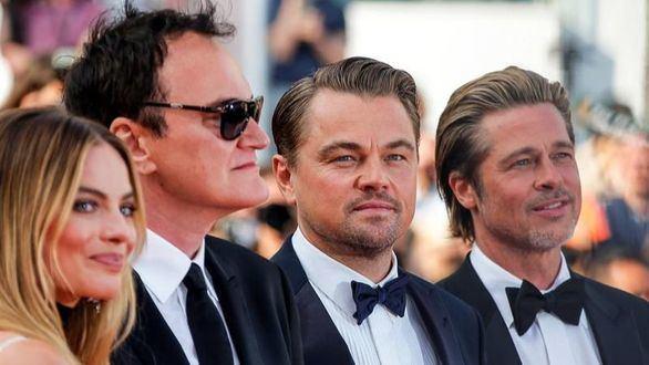 Di Caprio, Pitt y Robbie acompañan a Tarantino en su regreso a Cannes