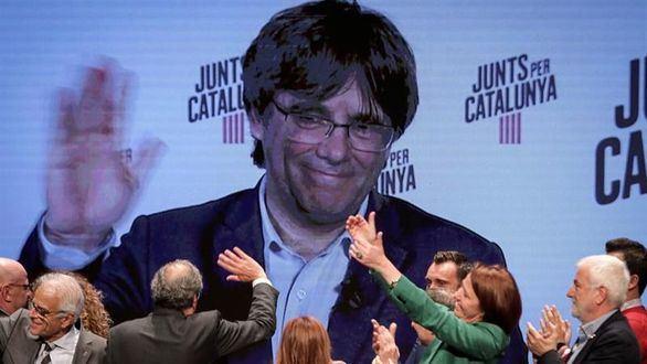 Puigdemont se jacta: