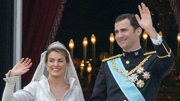 Los Reyes Felipe VI y Letizia celebran su 15º aniversario de boda