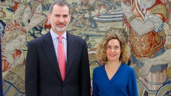 Batet va a Zarzuela sin la lista de los partidos con representación en el Congreso