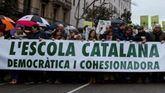 Ninguna escuela pública en Cataluña cumple el mínimo de 25% de horas en castellano