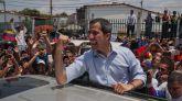 Guaidó tilda de loco a Maduro ante la argucia propuesta por el chavista
