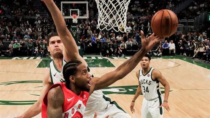 NBA Playoffs. Los Raptors apocan a los Bucks y Marc Gasol roza las Finales