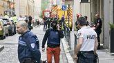 13 heridos en un 'ataque' con bomba en Lyon