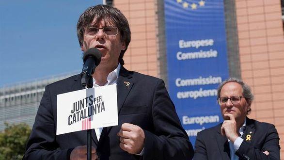 Los secesionistas piden votar contra la suspensión de Junqueras