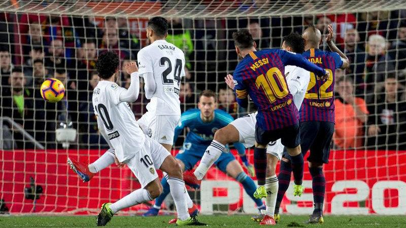 El Barcelona busca redención y el Valencia, gloria, en la final de la Copa del Rey