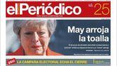 El brexit devora a Theresa May