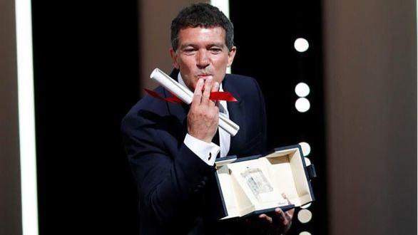 Antonio Banderas, mejor actor en el Festival de Cannes