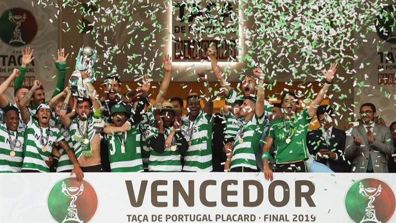 Taça de Portugal. El Sporting gana al Oporto, con Iker Casillas emocionado
