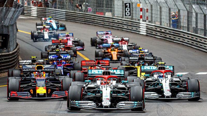 Gran Premio de Mónaco. Lewis Hamilton ya reina sin oposición