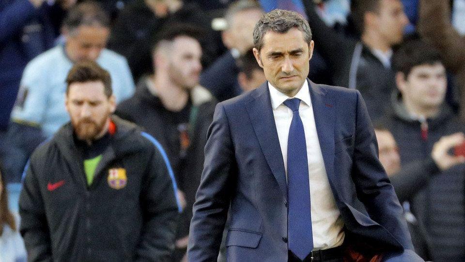 ¿Por qué el presidente y los capitanes del Barcelona dicen querer que siga Valverde?