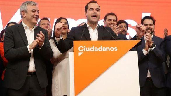 Aguado confía en una rápida negociación con el PP para gobernar Madrid