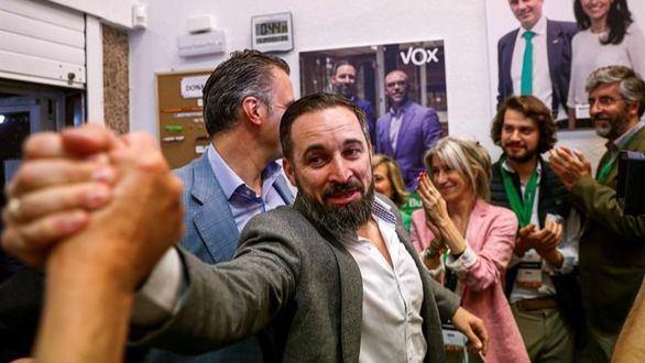 Vox logra mayoría absoluta en cinco municipios
