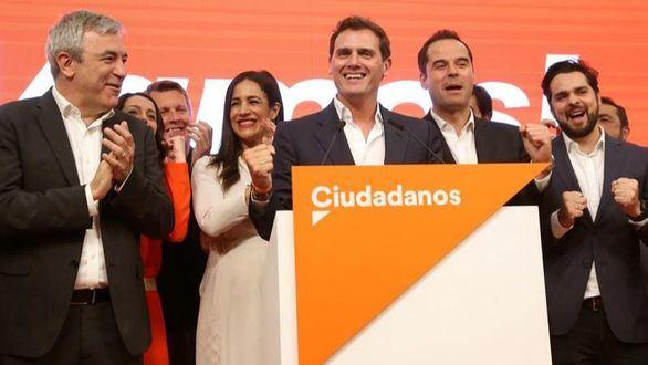 Cs crea un comité negociador sin vetos al PSOE ni a Vox