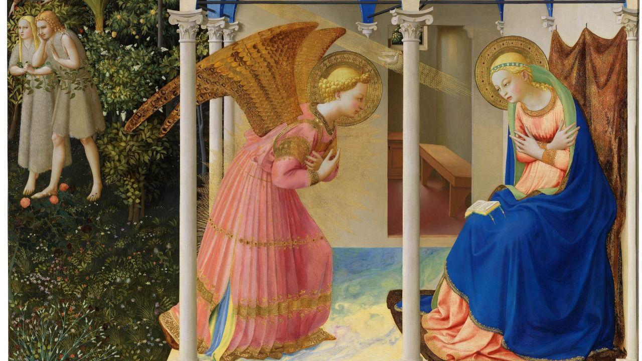Los inicios del Renacimiento florentino a través de la obra de Fra Angelico