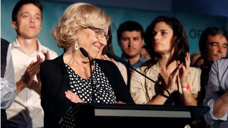 Carmena pierde el Ayuntamiento de Madrid a favor del PP