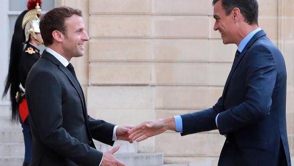 Sánchez y Macron se alían contra la ultraderecha
