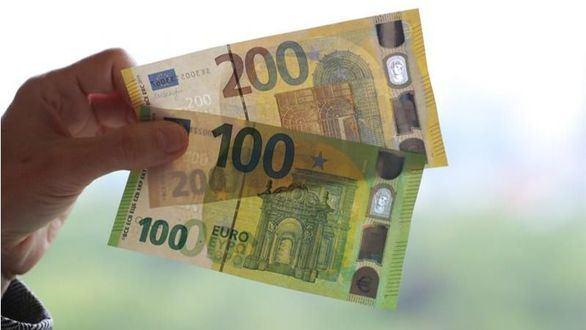 Así son los nuevos billetes de 100 y 200 euros: más manejables y seguros