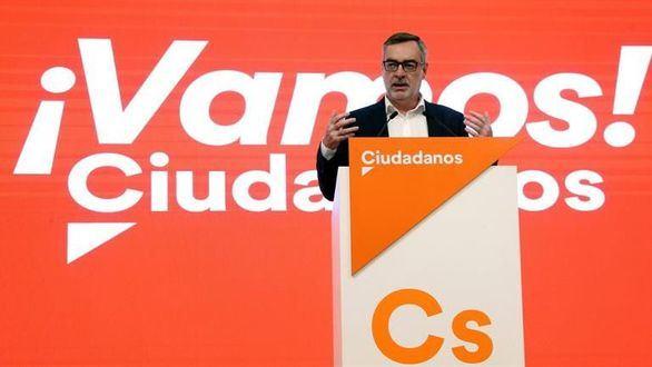 Cs reclama a los barones del PSOE que