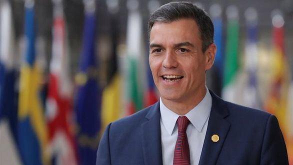 El presidente del Gobierno, Pedro Sánchez, este martes, en Bruselas.