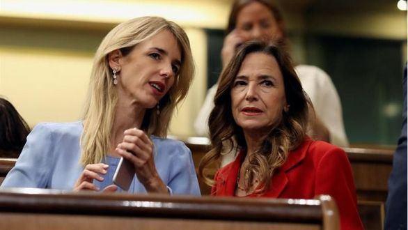 El PP busca portavoz en el Congreso tras el veto a Álvarez de Toledo