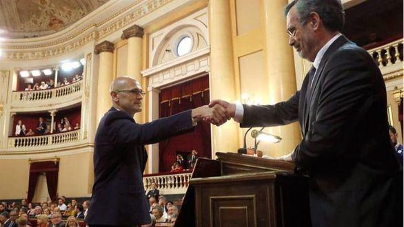 La Mesa del Senado suspende a Raül Romeva