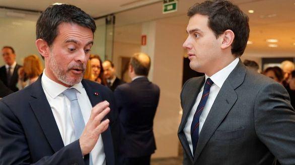 Cs se desmarca de Valls y solo contempla alianzas con Collboni