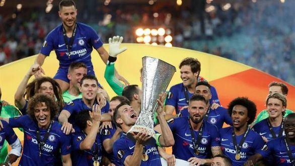 Europa League. Hazard barre a Emery y hace campeón al Chelsea