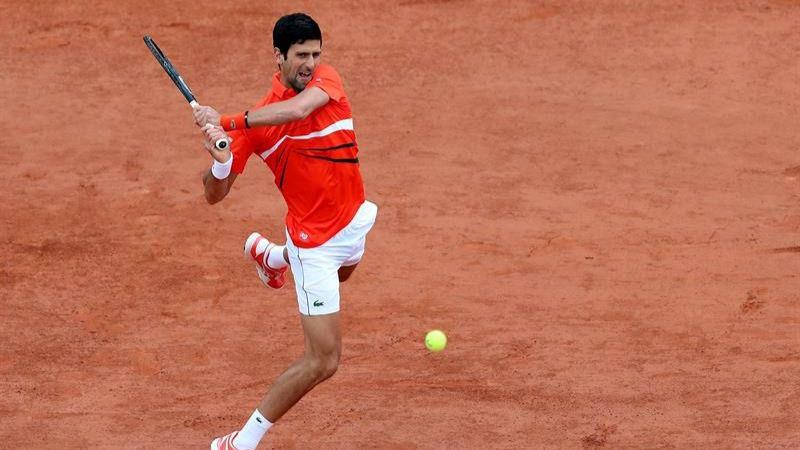 Roland Garros. Djokovic, Bautista y Aliona Bolsova pasan de ronda
