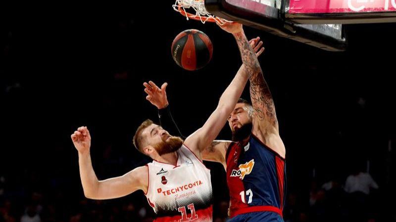ACB Playoffs. El Zaragoza llena de dudas al Baskonia   81-91