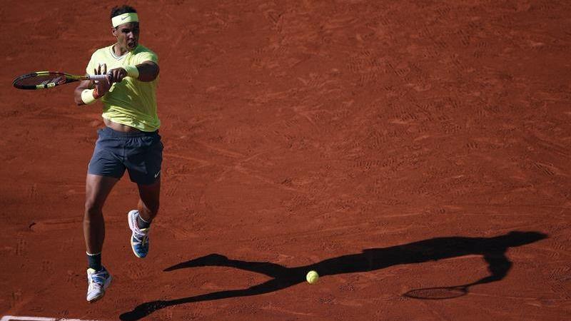 Roland Garros. Rafa Nadal y Muguruza ya están en octavos