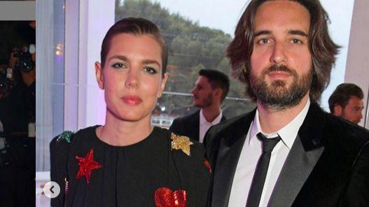 Carlota Casiraghi se casa con el productor de cine Dimitri Rassam