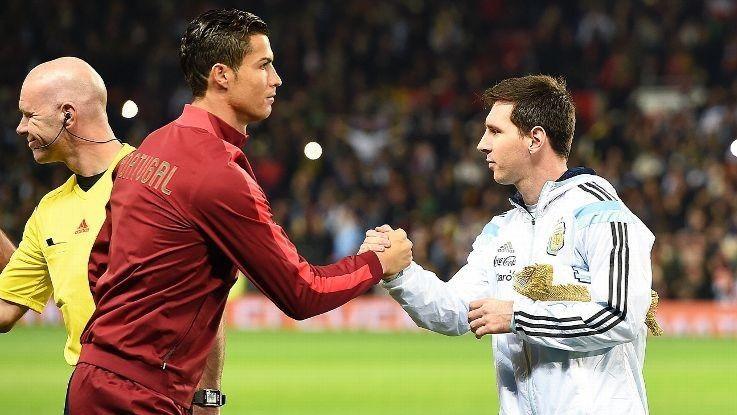 Messi, sincero: echa de menos a Ronaldo y duda si jugará el Mundial