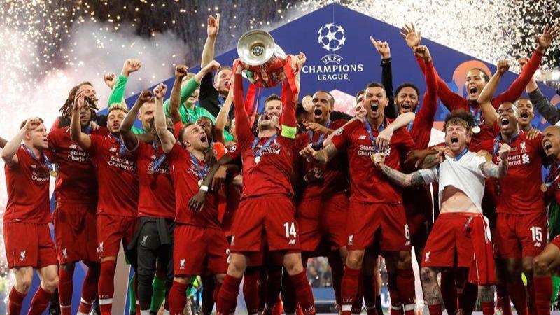 El Liverpool de Klopp arranca la condición de campeón de Europa   0-2